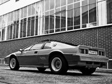 Lotus Turbo Esprit 1981–86 pictures