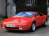 Lotus Esprit Turbo 1987–90 images