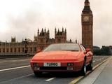 Lotus Esprit Turbo 1987–90 wallpapers