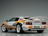 Lotus Esprit GT300 GT2 1993 wallpapers