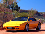 Lotus Esprit S4s 1995–96 pictures