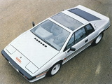 Photos of Lotus Turbo Esprit 1981–86