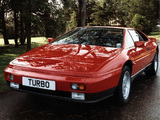 Photos of Lotus Esprit Turbo 1987–90