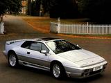 Photos of Lotus Esprit SE 1989–93