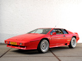 Pictures of Lotus Turbo Esprit 1981–86