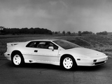 Pictures of Lotus Esprit Turbo 40th Anniversary 1988