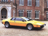 Lotus Esprit S2 1978–81 wallpapers