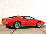 Lotus Turbo Esprit 1981–86 wallpapers