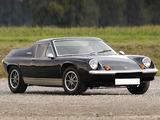 Lotus Europa Special (Type 74) 1973 pictures