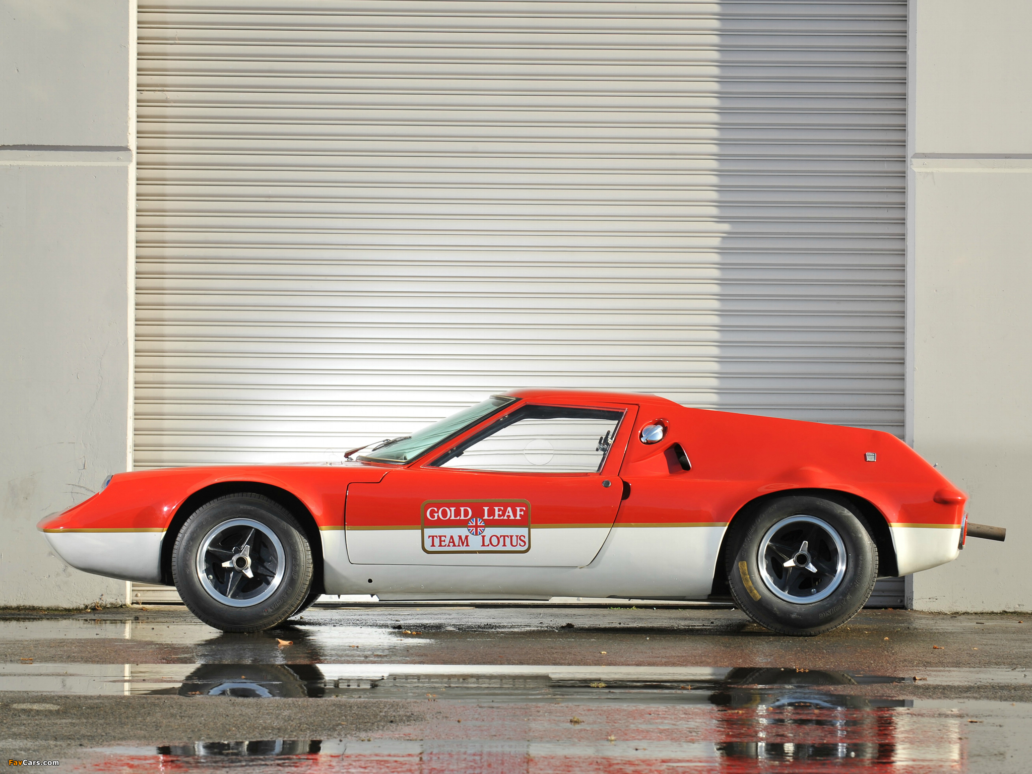 Lotus Europa Racing Car (Type 47) 1966–70 wallpapers (2048x1536)