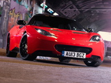 Images of Lotus Evora S Sports Racer 2013
