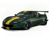 Lotus Evora GT4 2010 pictures