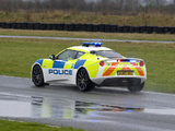 Lotus Evora Police 2010 wallpapers