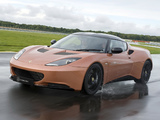 Pictures of Lotus Evora 414E REEVolution 2012