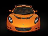 Lotus Exige GT3 2008 images