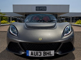 Lotus Exige S Roadster UK-spec 2013 photos