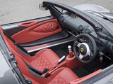 Lotus Exige S Roadster UK-spec 2013 pictures