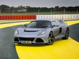 Photos of Lotus Exige S UK-spec 2011