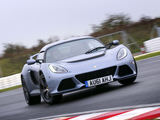 Pictures of Lotus Exige S UK-spec 2011