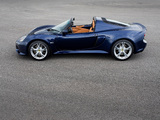 Lotus Exige S Roadster UK-spec 2013 wallpapers