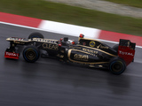 Images of Lotus E20 2012