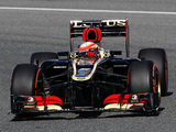 Images of Lotus E21 2013