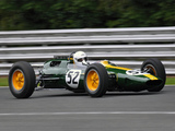 Lotus 25 1962–66 pictures