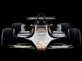Lotus 79 1978–79 wallpapers