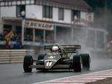 Lotus 92 1983 images