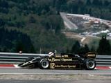 Lotus 92 1983 wallpapers