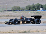 Lotus 95T 1984 photos