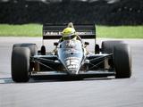 Lotus 97T 1985 pictures