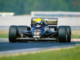 Lotus 98T 1986 photos