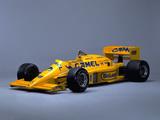 Lotus 99T 1987 images