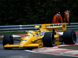 Lotus 99T 1987 photos