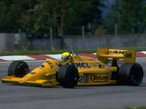 Lotus 99T 1987 pictures