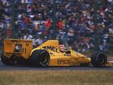 Lotus 101 1989 photos