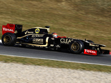 Lotus E20 2012 pictures