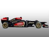 Lotus E21 2013 photos
