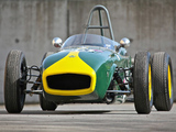 Lotus 18 1960–61 images