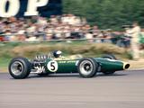 Lotus 49 1967–68 wallpapers