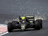Photos of Lotus 97T 1985