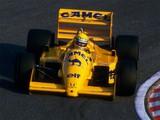 Photos of Lotus 99T 1987