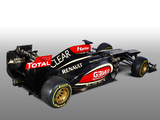 Photos of Lotus E21 2013