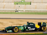 Pictures of Lotus T128 2011