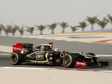 Pictures of Lotus E20 2012