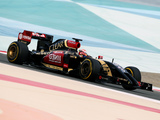 Pictures of Lotus E22 2014