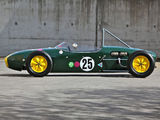 Pictures of Lotus 18 1960–61
