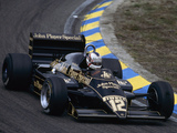 Lotus 93T 1983 wallpapers