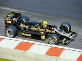 Lotus 98T 1986 wallpapers